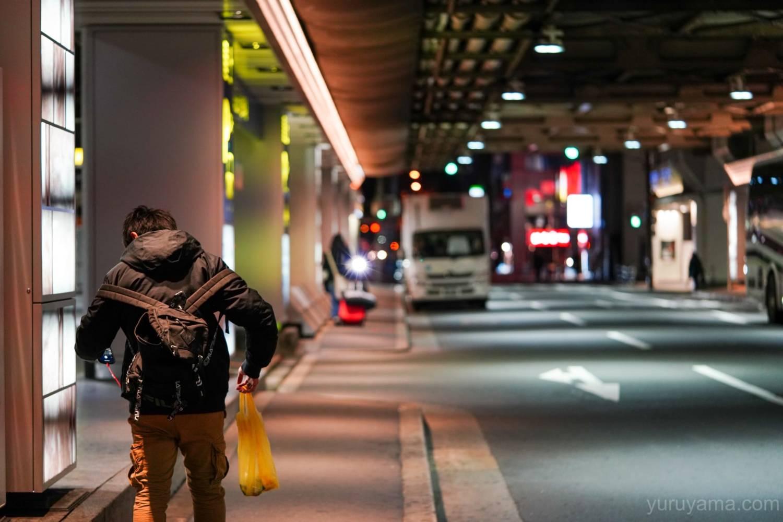 大阪深夜の夜景画像11
