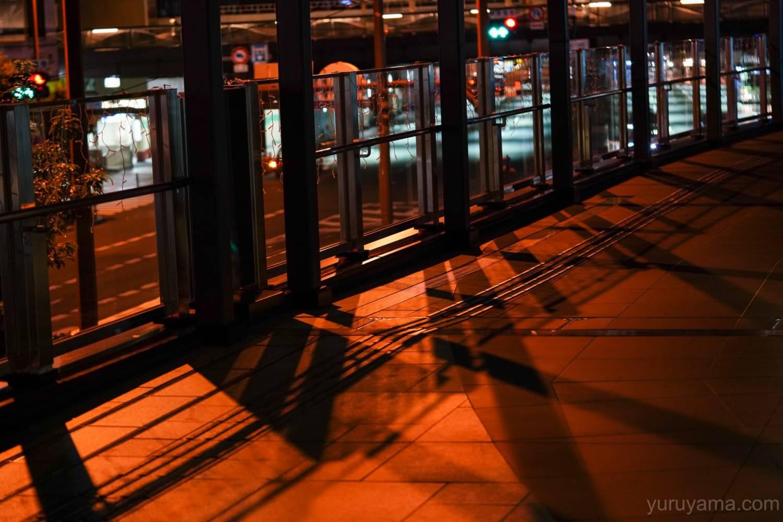 大阪深夜の夜景画像12