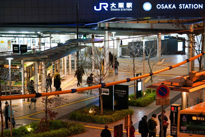 大阪深夜の夜景画像16