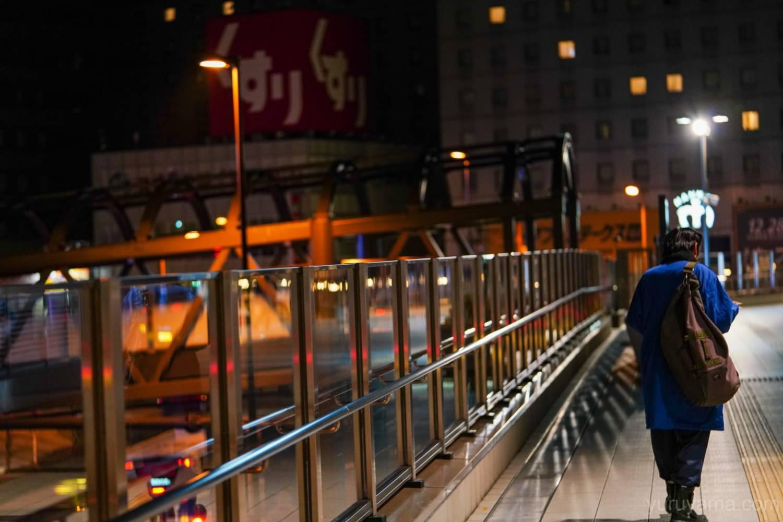 大阪深夜の夜景画像5