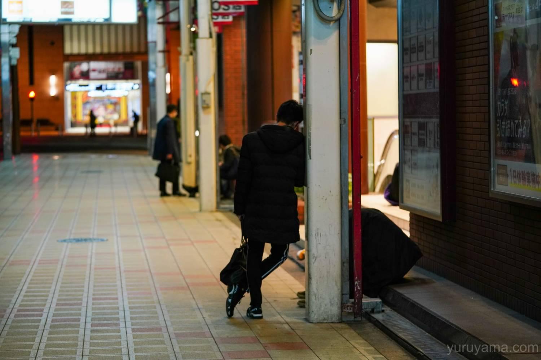大阪深夜の夜景画像7