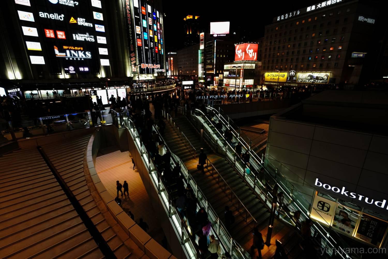 大阪の夜景1
