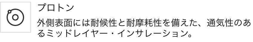 アークテリクスカテゴリ−14