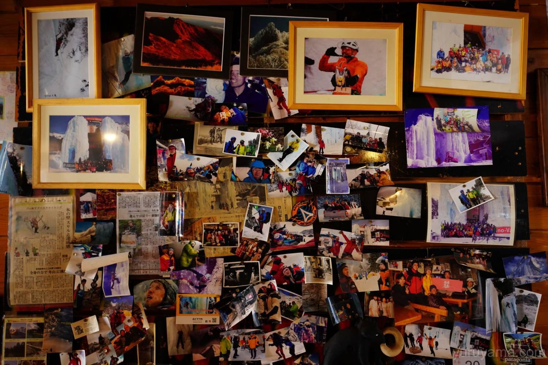 赤岳鉱泉の写真掲示板
