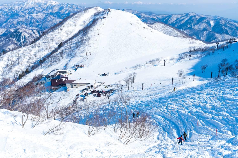 天神平スキー場の画像