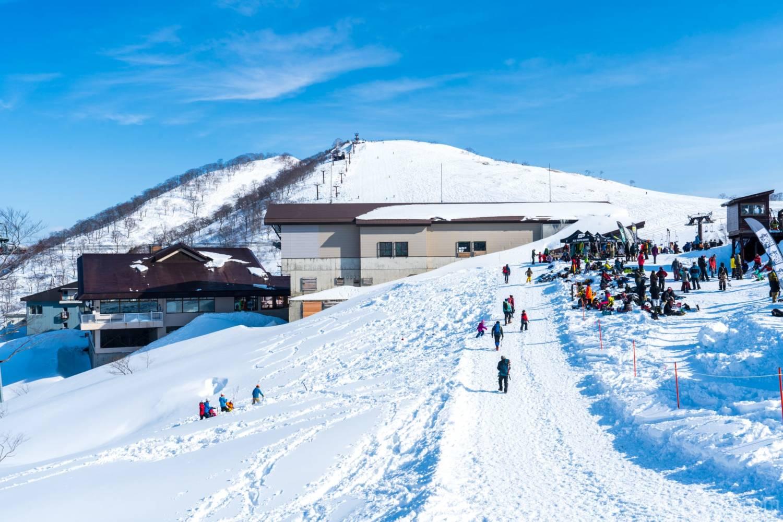 谷川岳ロープウェイの画像