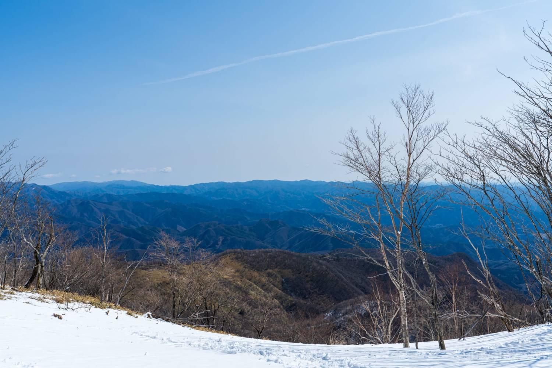 赤城駒ケ岳からの展望の画像