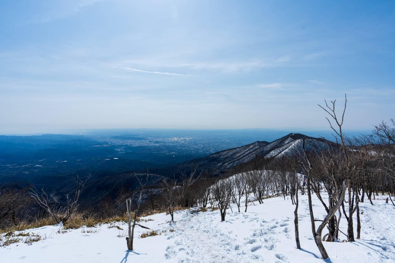赤城駒ケ岳からの展望2