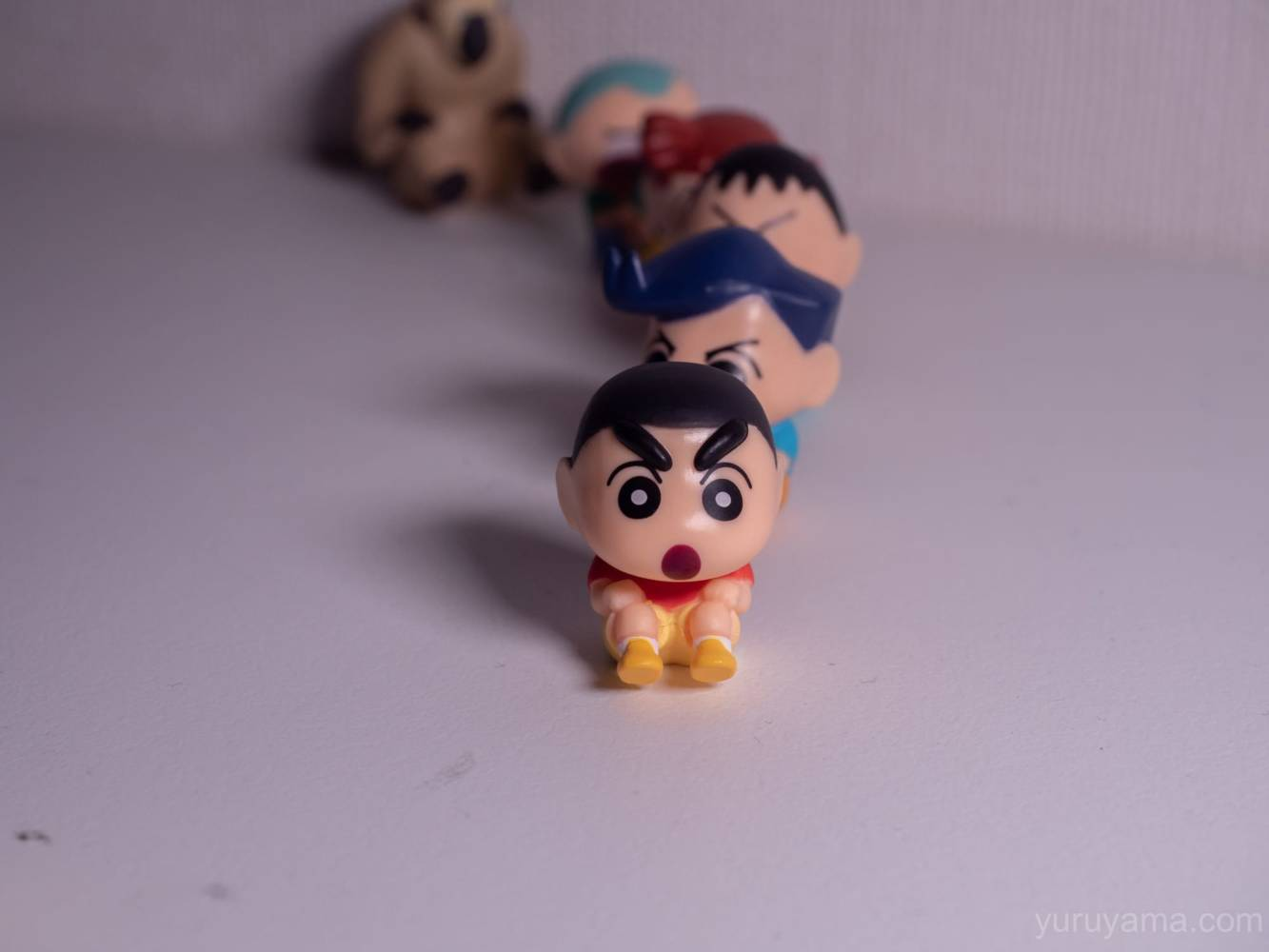 クレヨンしんちゃんのガシャポンの画像3