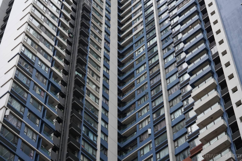 マカオの高層マンションの画像2