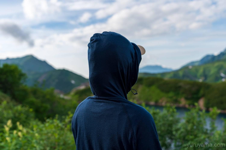 山と道メリノフーディの画像