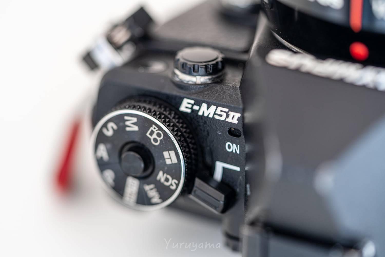 OM-D E-M5 mark2の画像3