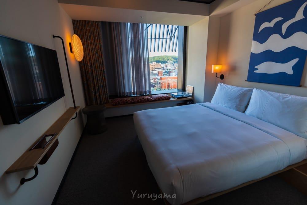エースホテル京都スタンダードキングルームの画像