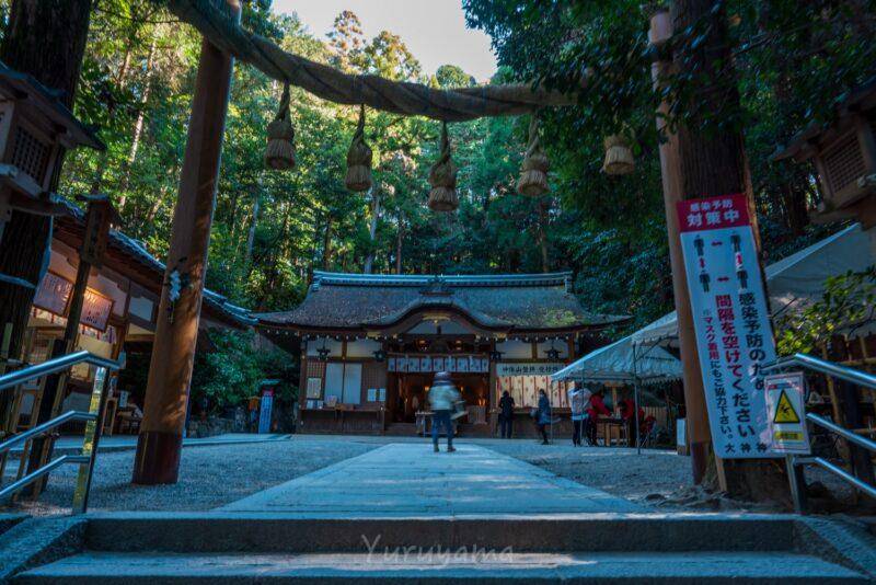 狭井神社の画像