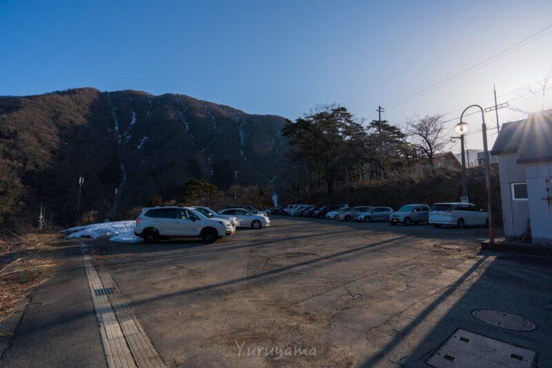 荒島岳登山口勝原スキー場の画像