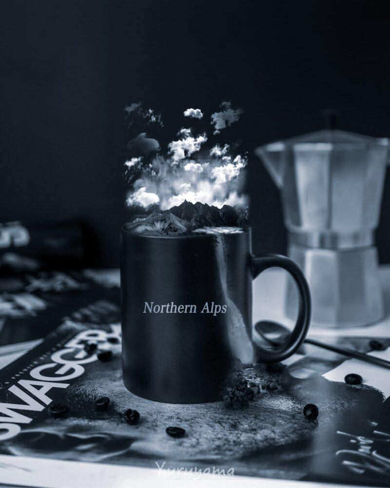 北アルプス