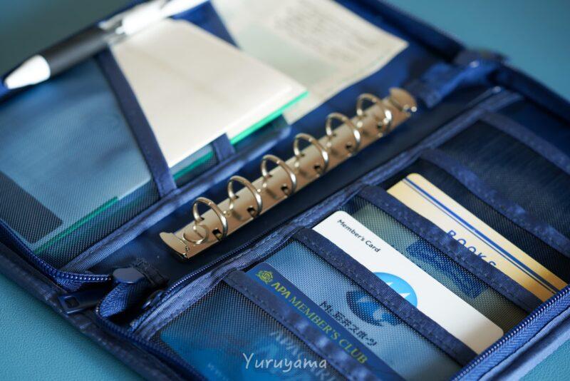無印良品のパスポートケースの画像2